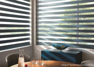 Designer Banded_Dining Room_Open