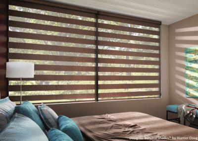 Designer Banded_bedroom